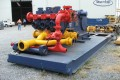 Rig 32 Mud Pump Skid